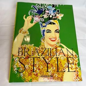 Brazilian Style Book